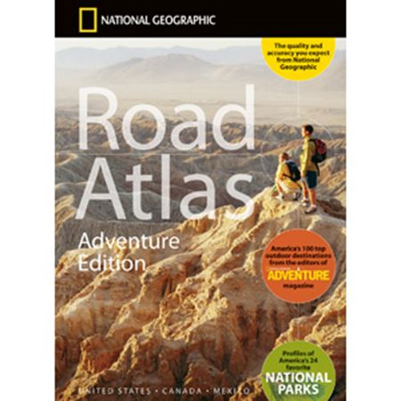 Picture for category Road Atlases