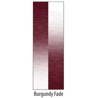 "Picture of Carefree  13' 2"" Burgundy Shale Fade w/ W WG Vinyl Patio Awning Fabric JU146A00 00-1626"