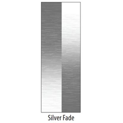 """Picture of Carefree  13' 2"""" Silver Shale Fade w/ W WG Vinyl Patio Awning Fabric JU146D00 00-1629"""
