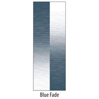 """Picture of Carefree  15' 2"""" Blue Shale Fade w/ W FLX Grd Vinyl Patio Awning Fabric JU166C5B 00-1778"""