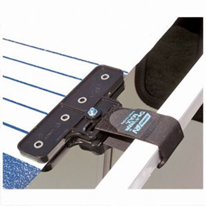 "Picture of Camco De-Flapper 2-Pack 1"" W x 13"" L Awning Fabric Clamp Strap 42243 01-0939"