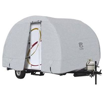 Picture of Classic Accessories PermaPRO (TM) All Weather Protection RV Cover For 20' Travel Trailers 80-257-171001-00 01-1429