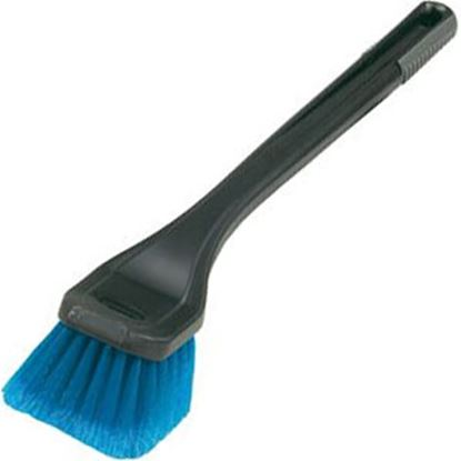 "Picture of Carrand  10"" Long Super Soft Bristle Wheel Brush 93039 02-0084"
