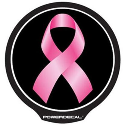 Picture of PowerDecal  Breast Cancer Awareness Powerdecal PWRC101162 03-0661