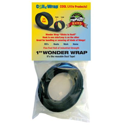"Picture of Coil n' Wrap  1"" x 5' Roll Wonder Wrap 006-73 03-0827"