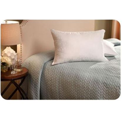 Picture of Denver Mattress  King Firm Polyester Fiber Pillow w/ 350 Thread Count Cotton Cover 343493 03-0840