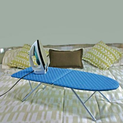 Picture of Camco  Foldable Table Top Ironing Board w/ Foldable Legs 43904 03-1004