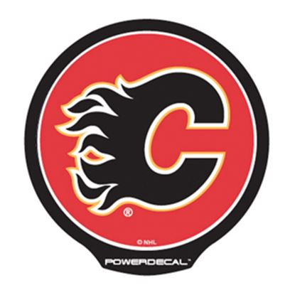 Picture of PowerDecal NHL (R) Series Calgary Flames Powerdecal PWR7601 03-1631