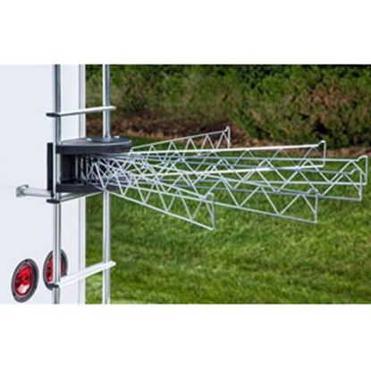 Picture of   Chrome Plated Plastic Clothes Line CL-012 03-2240