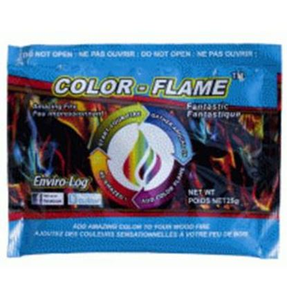 Picture of Outdoors Unlimited Enviro-Log Crystals Type Campfire Colorant CF5800-48 03-2255