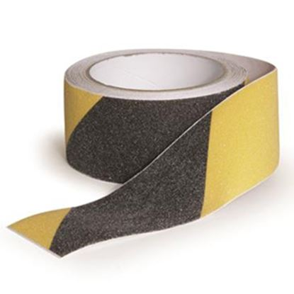 "Picture of Camco  Black/Yellow 2"" x 15' Grip Tape 25405 04-0230"