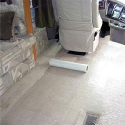"Picture of Surface Shield  21""W X 1000'L Water Resistant Clear Floor Protector 022-CS211000 04-0377"