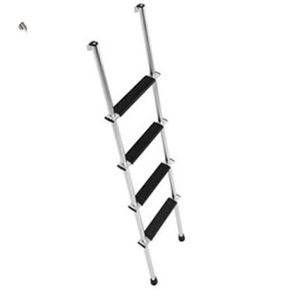 Picture of Stromberg Carlson  5-1/2' Aluminum Interior Bunk Ladder LA-466 05-0423