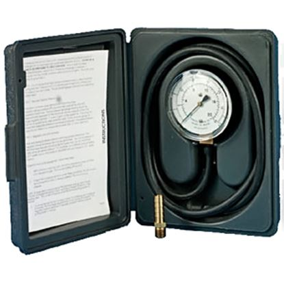 Picture of Camco  0-35 WC LP Pressure Test Kit w/ Hose 10389 06-0401