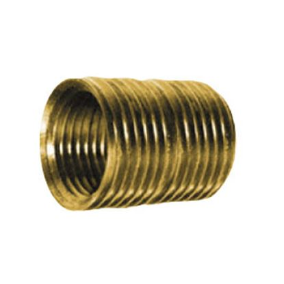 "Picture of Anderson Metal LF 7112 Series 1/2"" MPT Brass Fresh Water Straight Fitting 706112-08 06-9206"