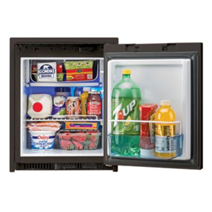 """Picture of Norcold  1.7CF 2-Way 15-1/4""""W Refrigerator/ Freezer NR740BB 07-0075"""