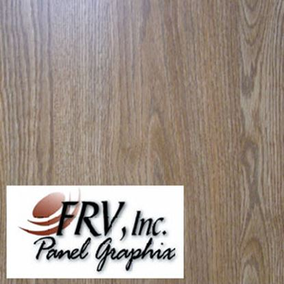 Picture of FRV  DE0061 Woodgrain Refrigerator Door Panel DE0061G 07-0620