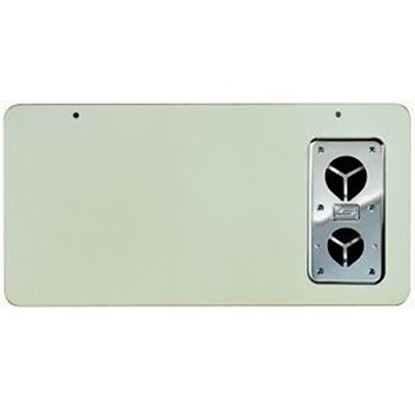 Picture of Suburban SF-Q Series White Suburban SF Furnace Access Door 6258ACW 08-0360
