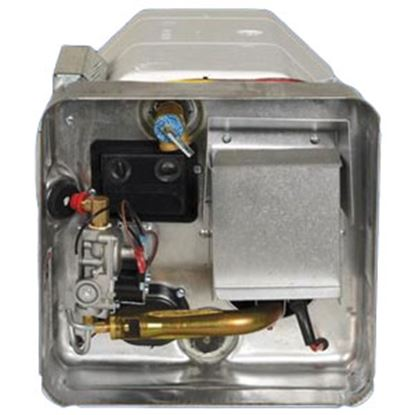 Picture of Suburban  10 Gal SW10DE 12000 BTU Electric Direct Spark Ignition Water Heater 5243A 09-0073