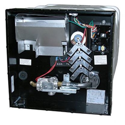 Picture of Dometic  10 Gal 10000 BTU Gas-Electric Direct Spark Ignition Water Heater Heat Exchan 94023 09-0155