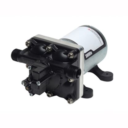 Picture of SHURflo Revolution(TM) 12V 2.3 GPM 50 PSI Fresh Water Pump 4028-100-E54 10-0072