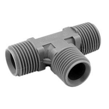 """Picture of Lasalle Bristol QEST 3/4"""" MPT Tee Fresh Water Coupler Fitting 64QT444T 10-0593"""