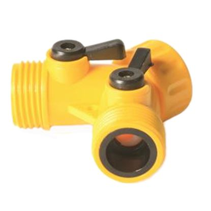 Picture of Camco  Plastic Y Hose Shut-Off Valve 20073 10-0809