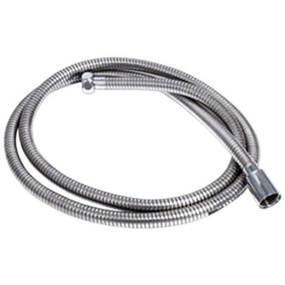 "Picture of Phoenix Faucets  60""L Chrome Stainless Steel Shower Head Hose PF276032 10-1508"