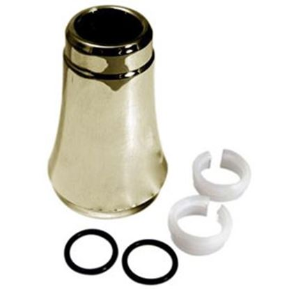 Picture of Phoenix Faucets  Brushed Nickel Bell Style Faucet Spout Nut For Hybrid Hi-Arc Kitchen PF281014 10-1653