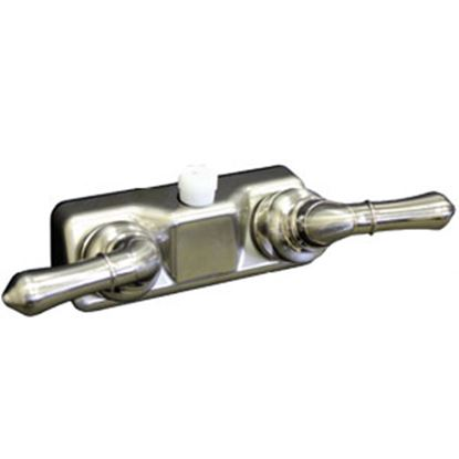 Picture of Lasalle Bristol  Brushed Nickel Shower Valve w/ Teapot Handle 20354R300NBX 10-2469