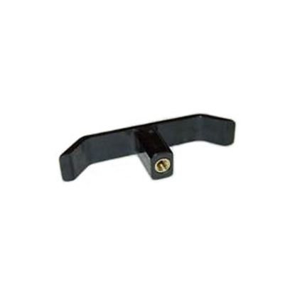 Picture of Lasalle Bristol  Black Sewer Waste Valve Handle For LaSalle Bristol 66IHANDLE 11-0677