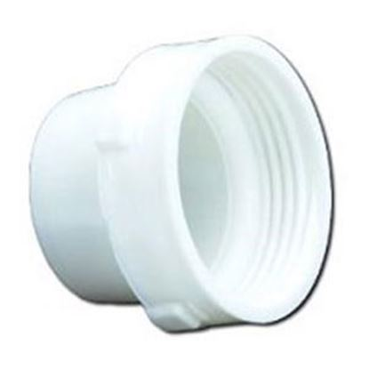 Picture of Barker  3 Threaded Waste Water Drain Adapter 11942 11-0757
