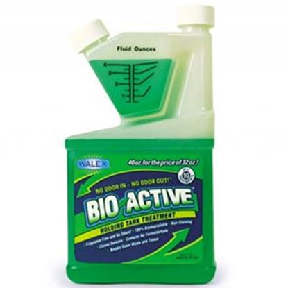 Picture of Walex Bio-Active (R) 40 Oz Bottle Holding Tank Treatment BAHT40 13-0381