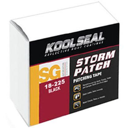 "Picture of Kool Seal  Black 2"" x 42' Roll Roof Repair Tape KS0018225-99 13-0848"