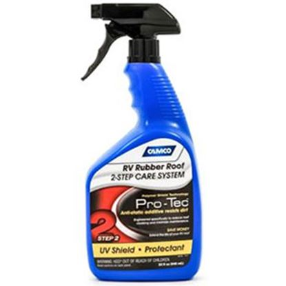 Picture of Camco Pro-Tec (TM) 32 OZ Spray Bottle Rubber Roof Protectant 41443 13-1479