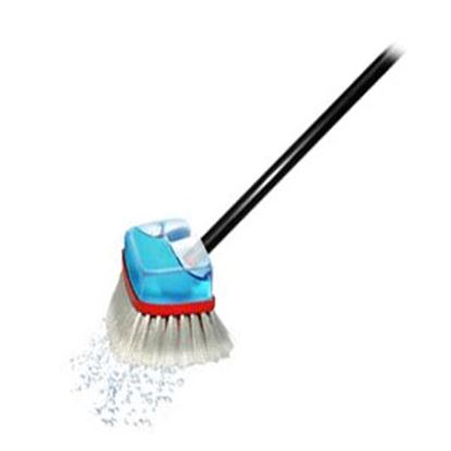 Picture of Zarpax F2 Activebrush (TM) Hand Held Car Wash Brush w/ Water Chamber & Telescoping Handle PAB-F2 13-1822