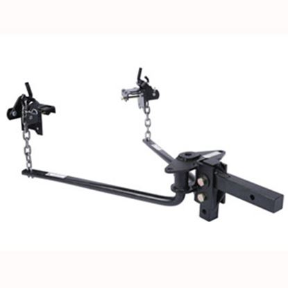 """Picture of Husky Towing  1001-1400 Lb Trunnion Bar Weight Distribution Hitch w/10"""" Shank 31425 14-1070"""