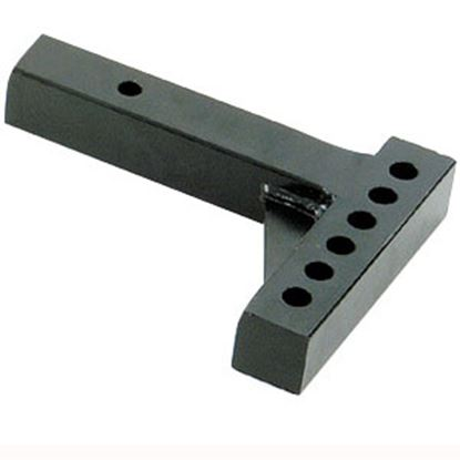 "Picture of Husky Towing  10""L x 4-1/4"" Rise x 6-3/4"" Drop Weight Distribution Hitch Shank 31518 14-1303"
