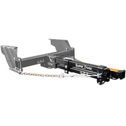 "Picture of Torklift SuperHitch 21"" Hitch Receiver Extension for SuperHItch Series E1521 14-2020"