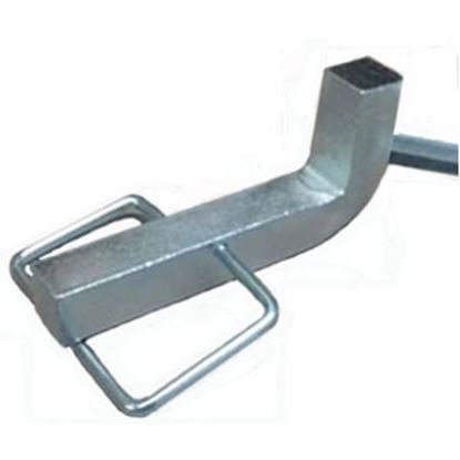 Picture of Equal-i-zer  Hitch Pin Clip For Receiver Hitch Pin Spare Pin Pack 95-01-9390 14-3327