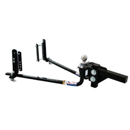 Picture of Fastway e2 (TM) 1,000/10,000 lbs Round Bar with Shank e2 (TM) Weight Dist Hitch 94-00-1000 14-5607