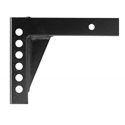 "Picture of Fastway e2 (TM) 12""L x 8"" Rise x 4"" Drop Weight Distribution Hitch Shank 92-02-4213 14-5614"