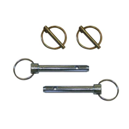"""Picture of Blue Ox  1/2""""D Trailer Hitch Pin BX88219 14-5702"""