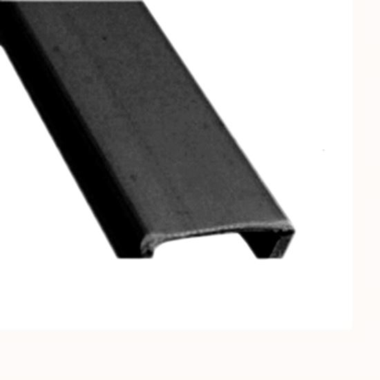 "Picture of AP Products  5-Pack Black Plastic 5/8""W X 8'L Trim Molding Insert 011-363-5 15-0446"
