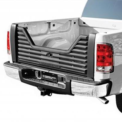 Picture of Stromberg Carlson 4000 Series Lockable Glass Filled Composite V-Shaped Louvered Vented Tailgate for 1999-2006 GM VGM-99-4000