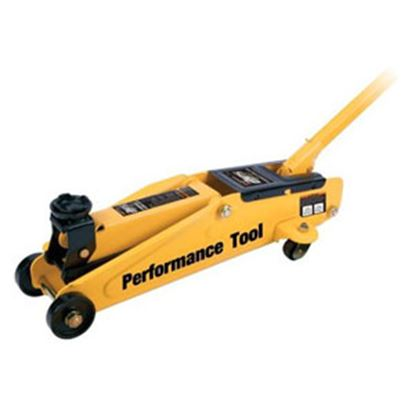 Picture of Performance Tool  2-1/4 Ton Floor Jack w/ 360 deg Swivel W1611 15-1827