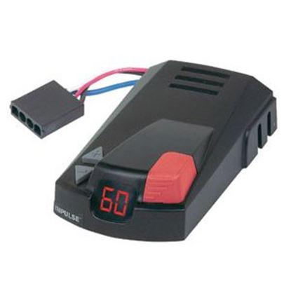 Picture of Hopkins Impulse (TM) LED Indicator Trailer Brake Control for 4 Brakes 47235 17-0032