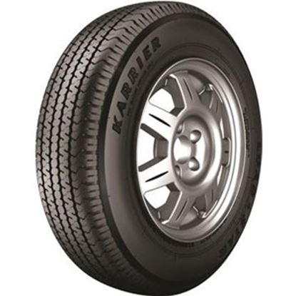 Picture of Americana Karrier Tire, Karrier, ST225 x 75R15, E Ply 10303 17-0039