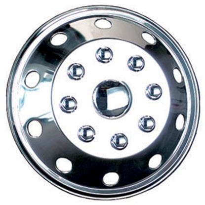 """Picture of Wheel Masters  Single 16"""" 8-Lug Wheel Cover  17-2813"""