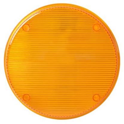 Picture of Starlights  Amber Round Porch Light Lens For Smart Light 2000 016-AL2000 18-0007
